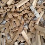 Фото березовых дров